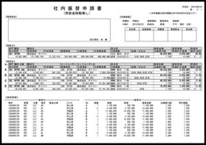 SVF帳票 開発難易度レベル2