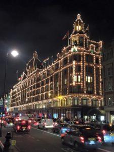 休日にロンドンに行った時の写真です。