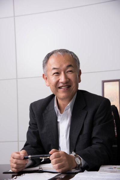 代表取締役 社長 藤本 繁夫