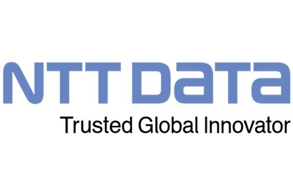 NTTデータグループロゴ